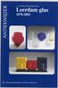 Leerdamglas 1878-2003