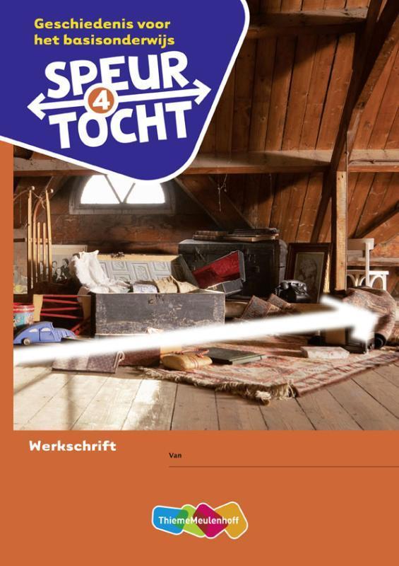 Speurtocht: Groep 4: Werkschrift set 5 ex Gruppen, Jantien, Paperback