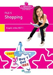 Library: File 5 Shopping Engels vmbo KGT 1. Judy Bepple, Paperback