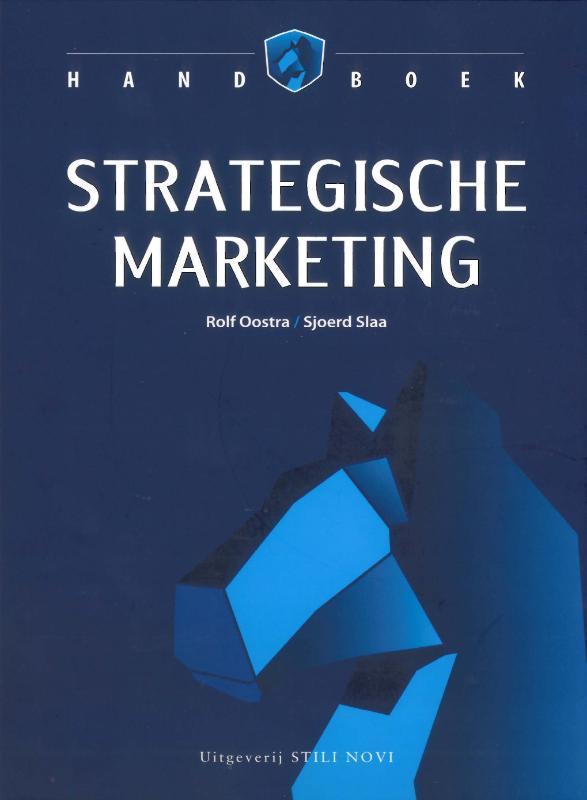 Handboek strategische marketing Oostra, Rolf, Paperback