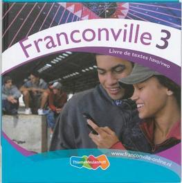 Franconville: havo/vwo: Livre de textes Bert Nap, Paperback