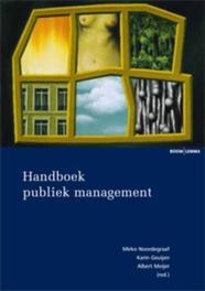 Handboek publiek management Paperback