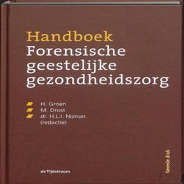 Handboek forensische geestelijke gezondheidszorg Hardcover