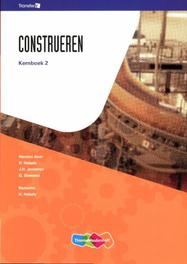 Tr@nsfer-w: Construeren: Kernboek 2 F. Dost, Paperback