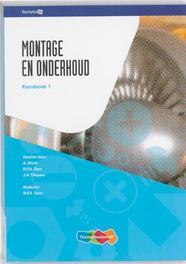 Montage en Onderhoud: 1: Kernboek TransferW, Timpers, J.H., Paperback