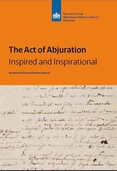 The act of abjuration