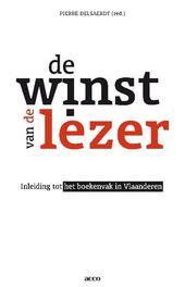 De winst van de lezer inleiding tot het boekenvak in Vlaanderen, Van Damme, Kurt, Paperback