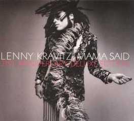 MAMA SAID -21TH ANNIV.. .. ANNIVERSARY EDITION LENNY KRAVITZ, CD