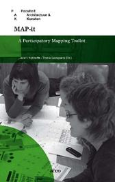 MAP-it. A participatory mapping toolkit A participatory mapping toolkit, Laureyssens, Thomas, onb.uitv.