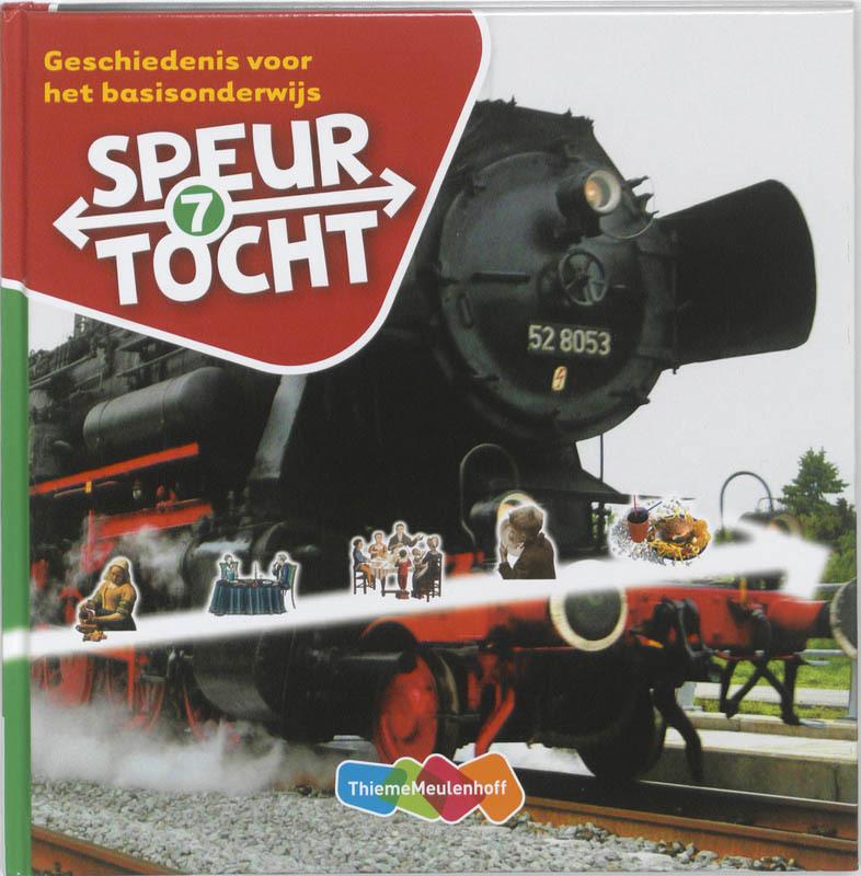 Speurtocht: 7: Leerlingenboek geschiedenis voor het basisonderwijs, Bep Braam, Hardcover