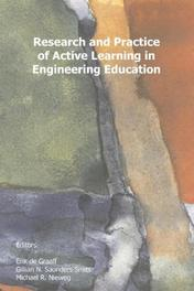 Research and Practice of Active learning in Engineering Education. Graaf, E. de, Paperback