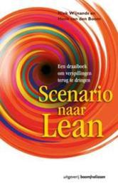Scenario naar Lean een draaiboek om verspillingen terug te dringen, Van den Boom, Henk, Paperback