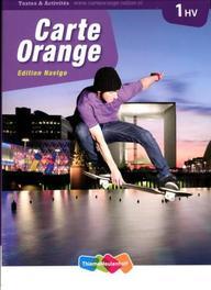 Carte orange: 1 HV Knop, Marjo, Paperback
