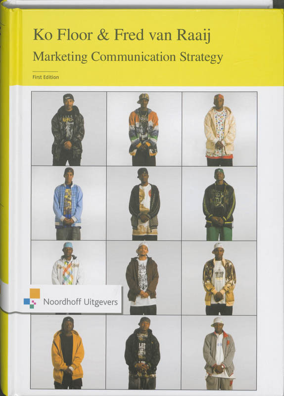 Marketing Communication Strategy X, Hardcover