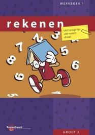 Rekenen Groep 3 Werkboek 1 Brainz@work, Paperback