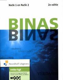 Binas vmbo-kgt informatieboek voor Nask1 en nask2 Paperback