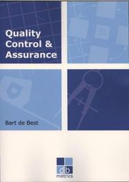 Quality control & assurance kwaliteit op maat, De Best, Bart, Paperback