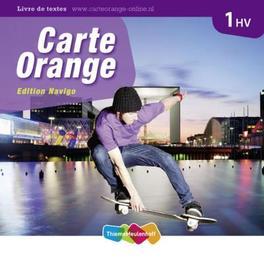 Carte Orange: 1 HV: Tekstboek Marjo Knop, Hardcover