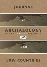 Journal of Archaeology in the Low Countries 2010 - 2 2010 - 2, Paperback