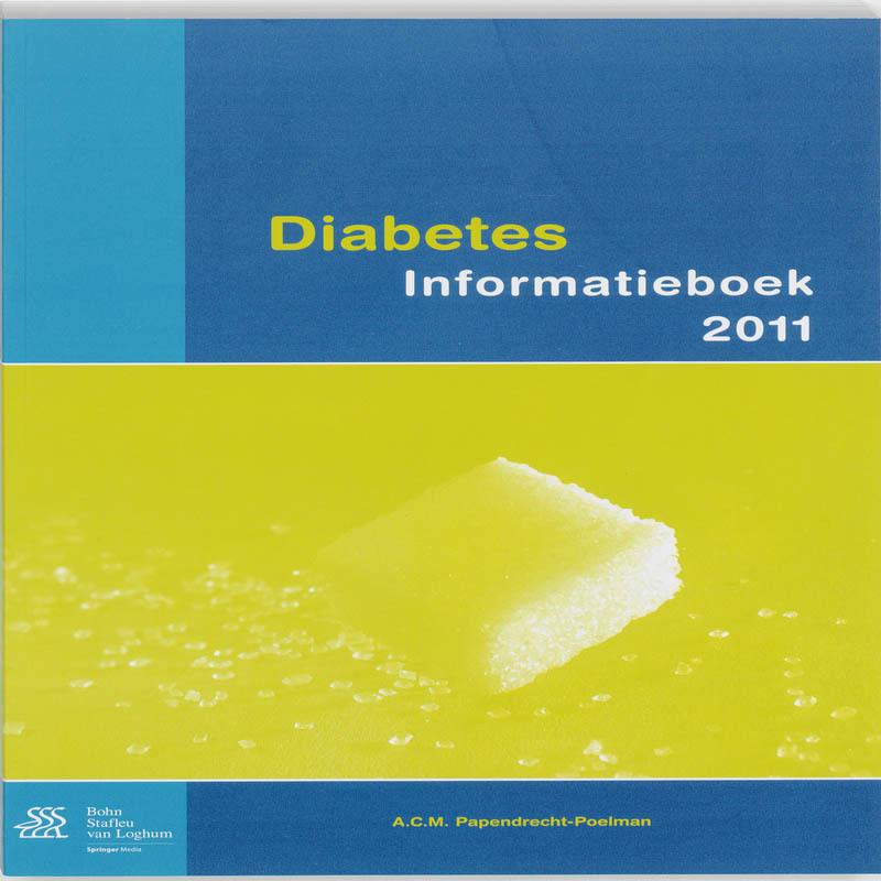 Diabetes Informatieboek 2011 Paperback