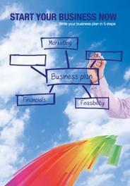 Start your business now write your businessplan in five steps, Vesterink, Lorraine, Paperback