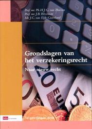 Grondslagen van het verzekeringsrecht naar nieuw recht, Ph.H.J.G. van Huizen, Paperback