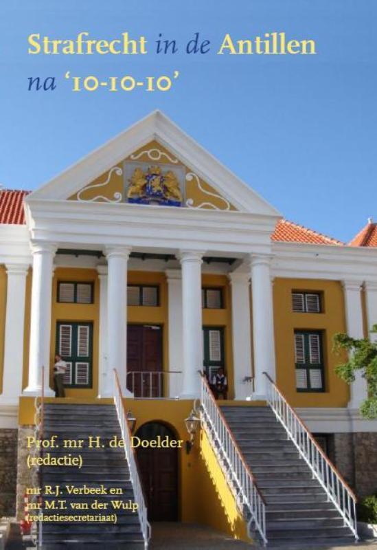 Strafrecht in de Antillen na 10-10-10 Paperback