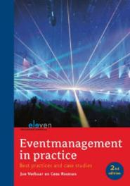 Eventmanagement in de praktijk, Event management in practise eventcases en andere praktijkvoorbeelden, Verhaar, Jan, Paperback