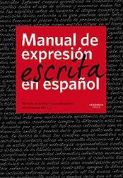 Manual de expresion escrita en espanol - handboek