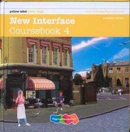 New Interface: Yellowlabel vmbo(k)gt: Coursebook 4 Annie Cornford, Hardcover