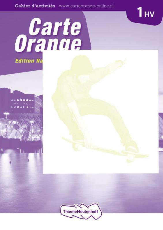 Carte Orange: 1 HV Knop, Marjo, Hardcover