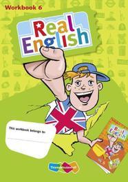 Real English, Workbook 6 (set a 5 ex.) Hans Mol, Paperback