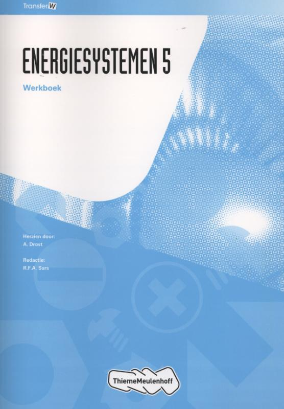 Energiesystemen TransferW, Drost, A., Hardcover