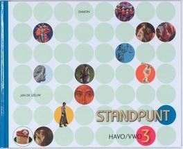 Standpunt: HAVO/VWO Deel 3: Leerboek Standpunt, Jan de Leeuw, Hardcover