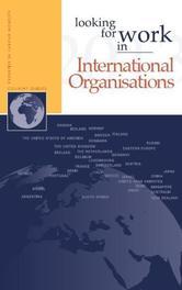 Looking for work in international organisations Looking for work in..., Nannette Ripmeester, Paperback