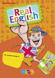 Real English, Workbook 5 (set a 5 exemplaren)