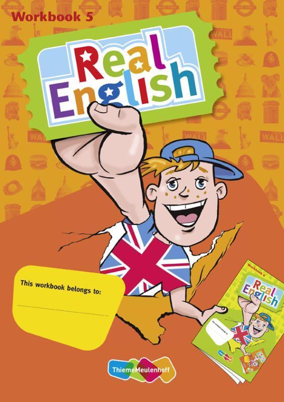 Real English, Workbook 5 (set a 5 exemplaren) Hans Mol, Paperback