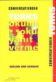 Conversatieboek Turks Van Schaaik, Gerjan, Paperback