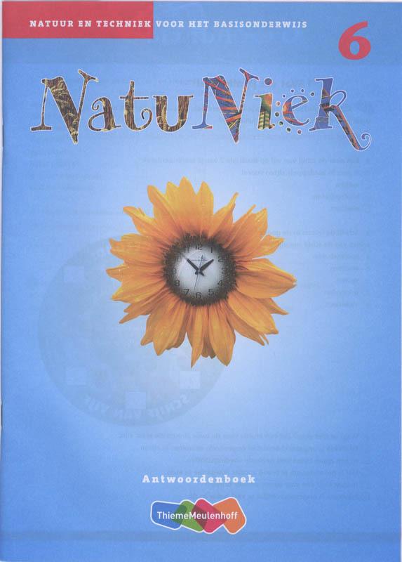 NatuNiek: groep 6: Antwoordenboek Janssen, Karin, Paperback