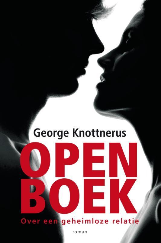 Open boek George Knottnerus, Paperback