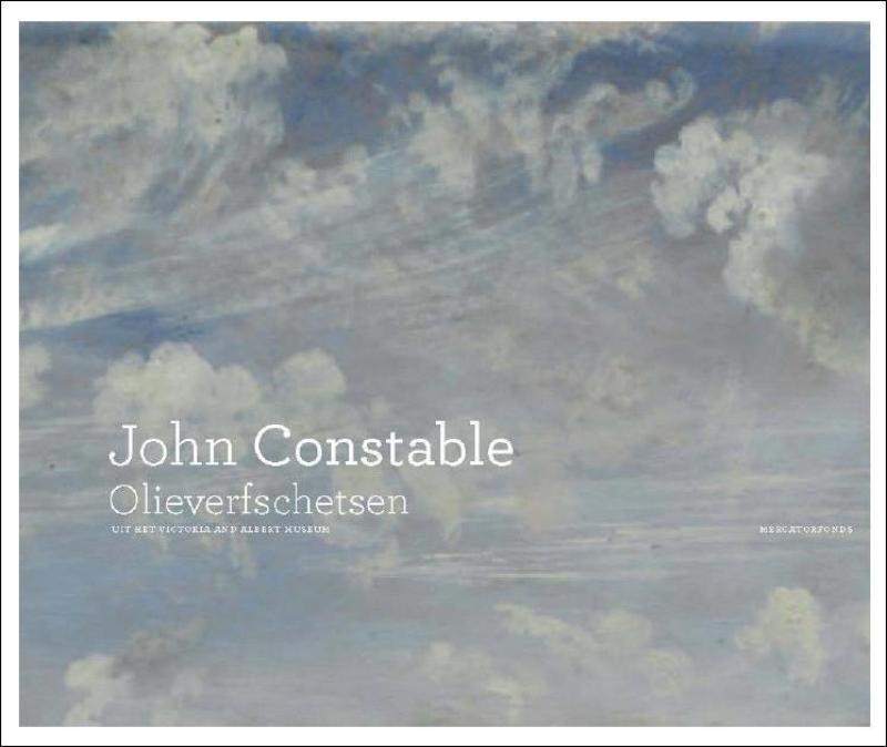 John Constable olieverfschetsen uit het Victoria & Albert Museum, Londen, Richardson, Clare, Hardcover