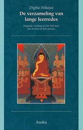 De verzameling van lange leerredes Vertaald uit het Pali, ingeleid en van aantekeningen voorzien, Jan, De Breet, Rob, Janssen, Hardcover