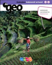 De Geo: Gebieden Indonesie actueel havo tweede fase: Studieboek Padmos, J.H.A., Paperback