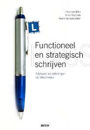 Functioneel en strategisch schrijven adviezen en oefeningen op tekstniveau, Hilde van Belle, onb.uitv.