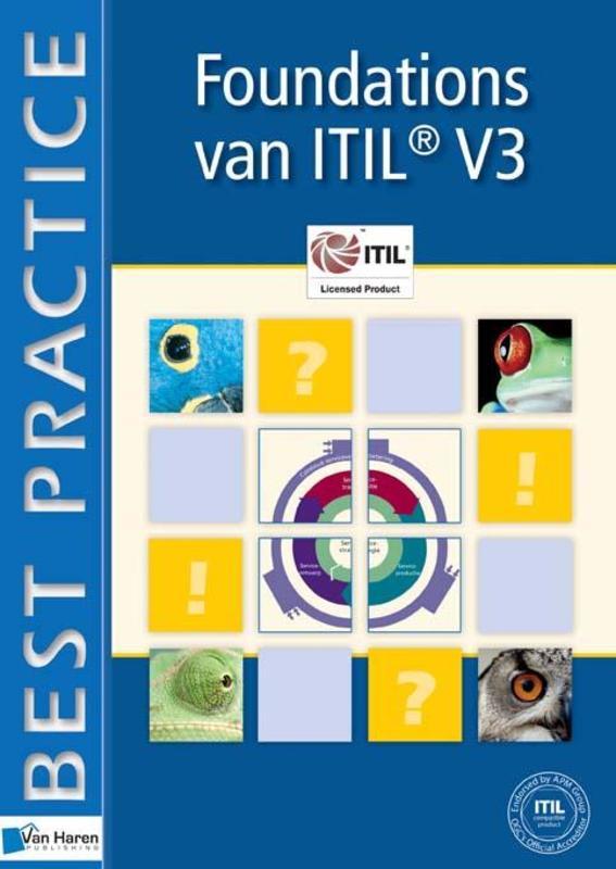 Foundations van ITIL V3 Best practice, Paperback