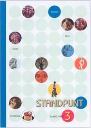 Standpunt: Havo/vwo 3: Werkboek Standpunt, Jan de Leeuw, Paperback