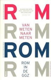 Van weten naar meten ROM in de ggz, Mulder, Niels, Paperback