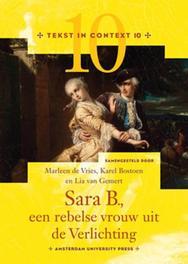 Sara B., een rebelse vrouw uit de Verlichting Tekst in Context, Paperback