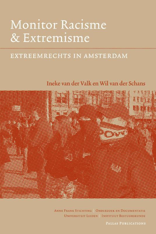 Monitor Racisme & Extremisme extreemrechts in Amsterdam, Paperback