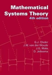 Mathematical systems theory Jeltsema, D., Paperback